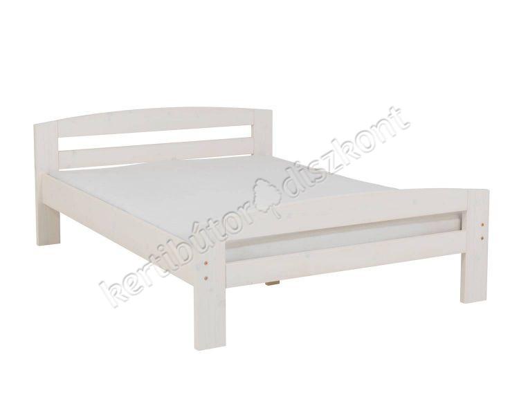 Hargita ágykeret 140/200 fehér